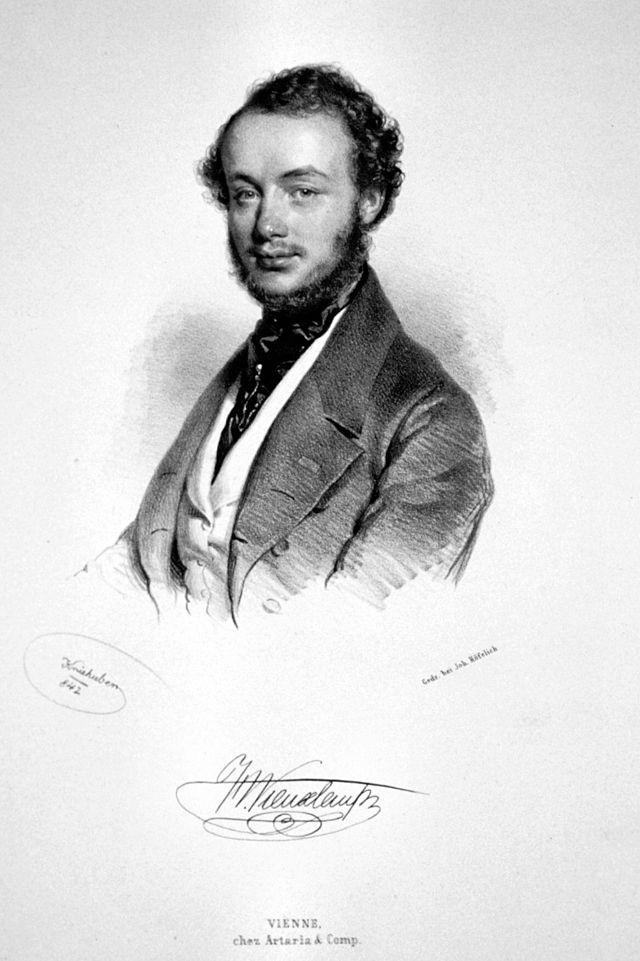 Henri_Vieuxtemps_1842_Litho