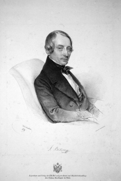 Josef_Böhm_Violinist_1839_Litho