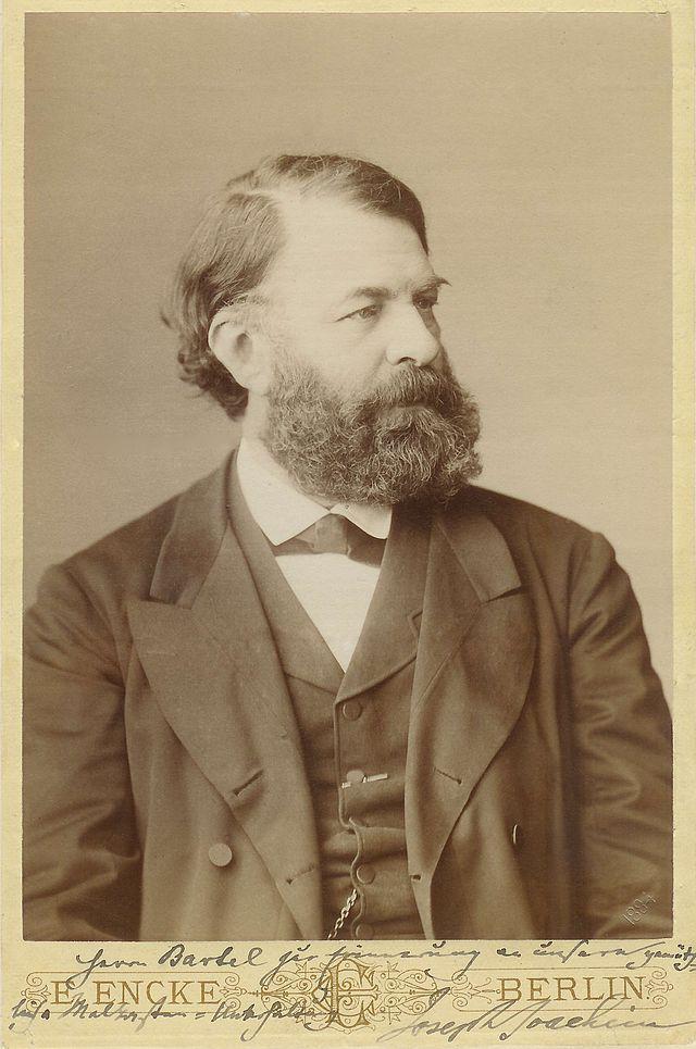 Joseph Joachim 1884
