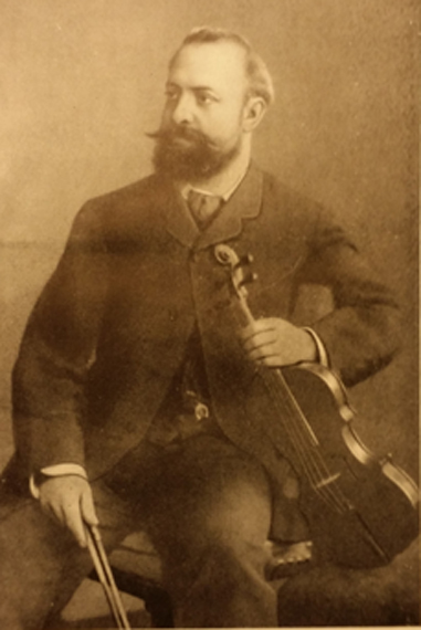 Leopold Auer 1